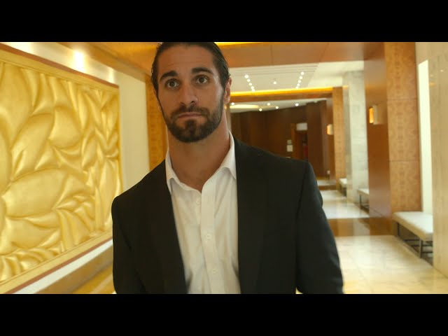 Seth Rollins is as excited and anxious as the fans about the Greatest Royal Rumble