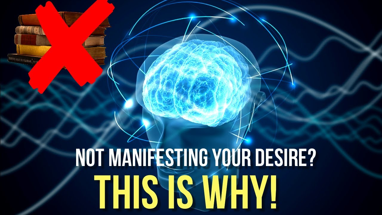 You Won't Manifest If YOU'RE DOING THIS! (now it makes sense)