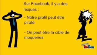 L'utilisation de Facebook et Snapchat