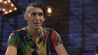 CBR TV: Max Landis Explains His Love for Superman and What Makes Clark Kent Unique