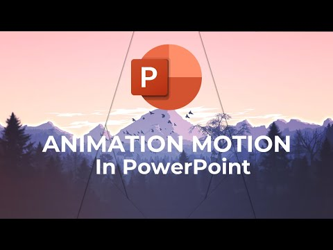 Hiệu ứng Animation Motion trong Powerpoint 🔥 Parallax in PowerPoint 365