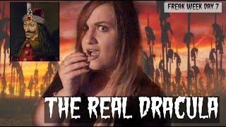 THE REAL DRACULA: Vlad The Impaler