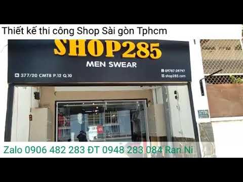 Thiết kế thi công – Shop quần áo thời trang Nam quận 10 Sài Gòn Tphcm | Tổng hợp những thông tin liên quan thời trang nam hcm đúng nhất