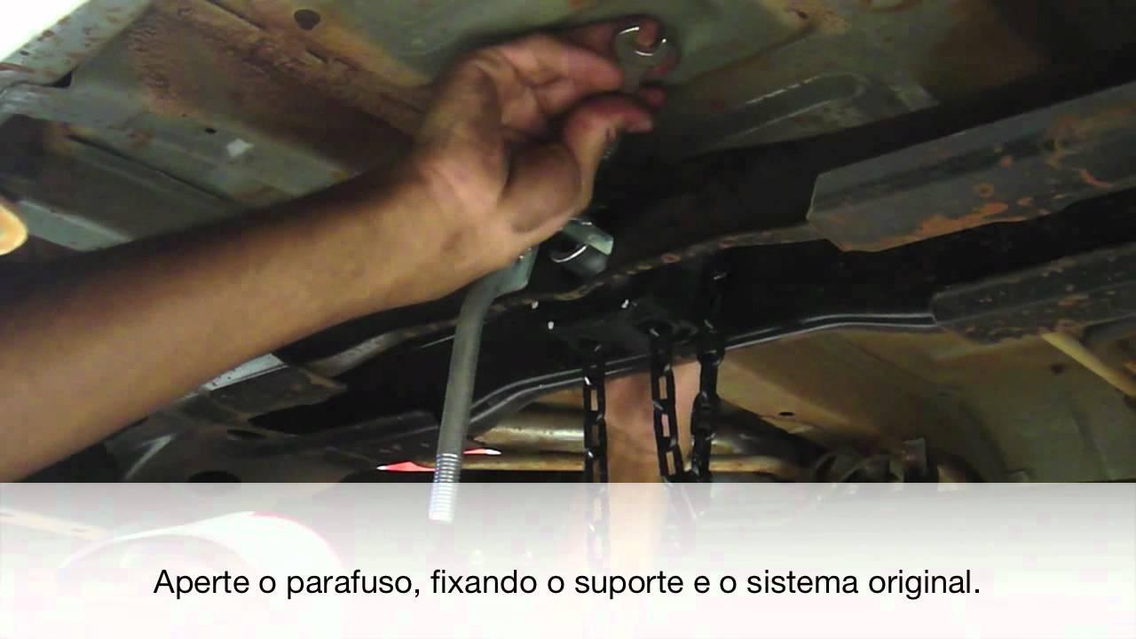 Instala 231 227 O Trava Tudo Toyota Hilux Sw4 Youtube