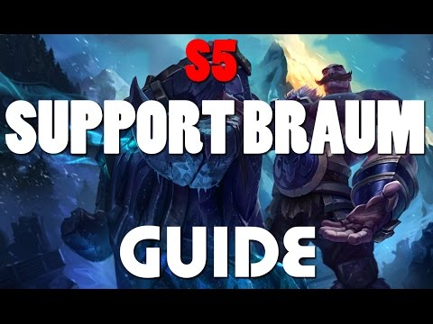 league of legends support guide