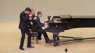 2019 Stulberg International String Competition Finals