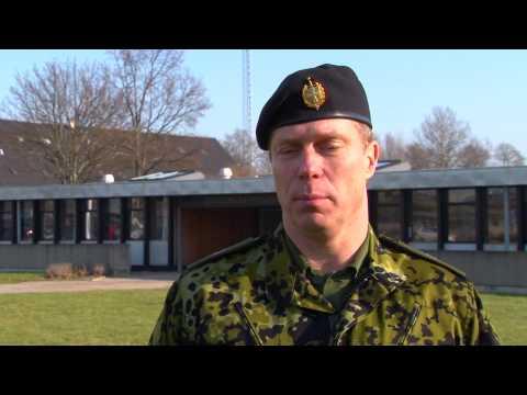 Nyt Job Som General Ved 2. Brigade