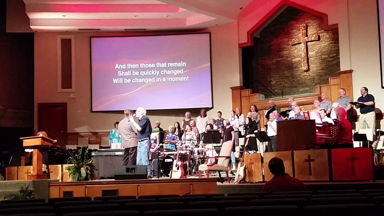 Bartlett Baptist Church, Midnight Cry, Jerry Umfress