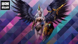HoN Valkyrie Gameplay - KAGE`BUNSHIN - Legendary