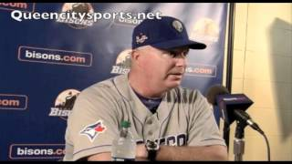 Pacific Coast League All-Star Manager Marty Brown Post-Game