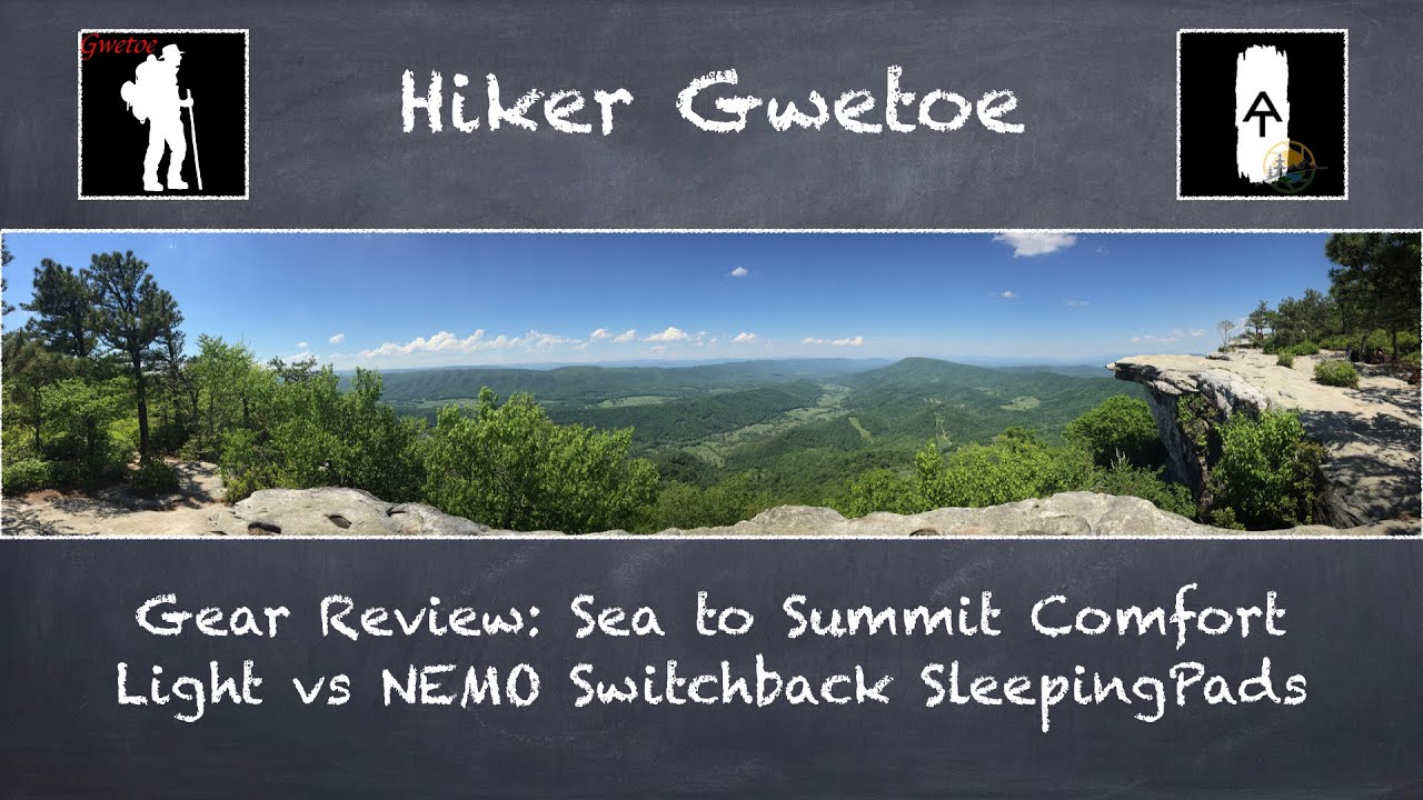 Gear Review: Sea to Summit vs NEMO Switchback Sleeping Pads