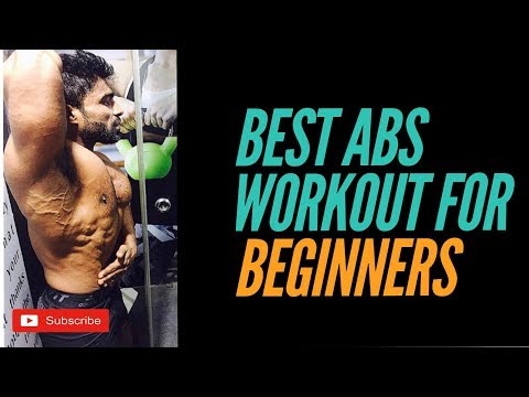 Best abs workout for beginners