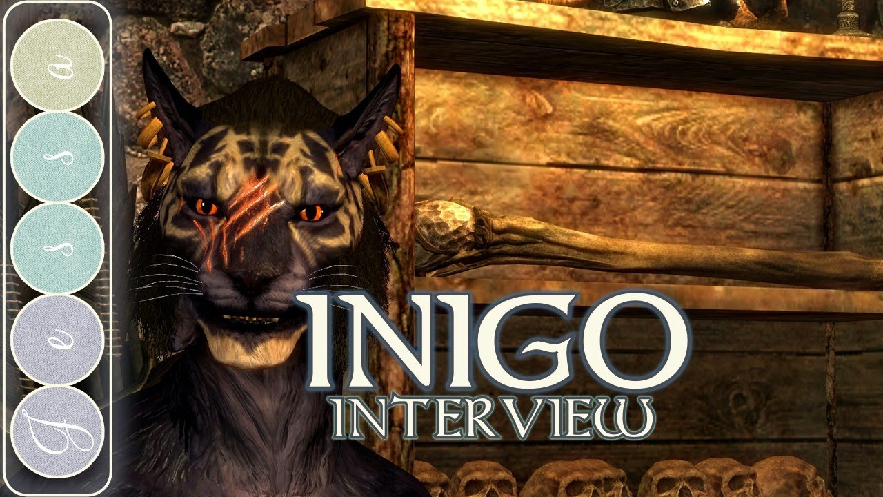 INIGO at Skyrim Special Edition Nexus - Mods and Community