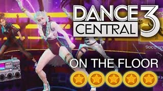 Dance Central 3 - On The Floor - Hard (5 gold stars)