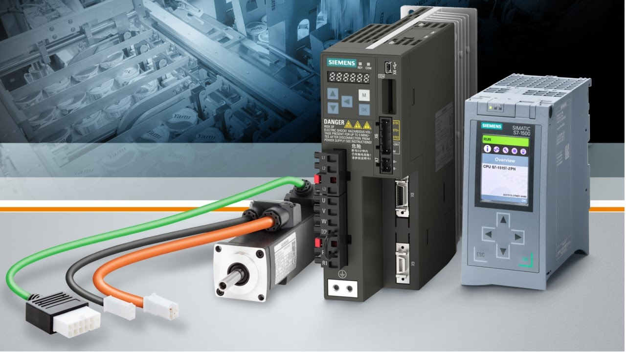 Automation Tasks: V90 Positioning Axis Tuning