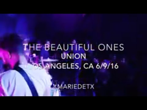 The Beautiful Ones - FULL SET- | UNION | 6/9/16