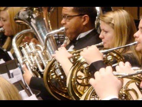 University of Arkansas Wind Ensemble
