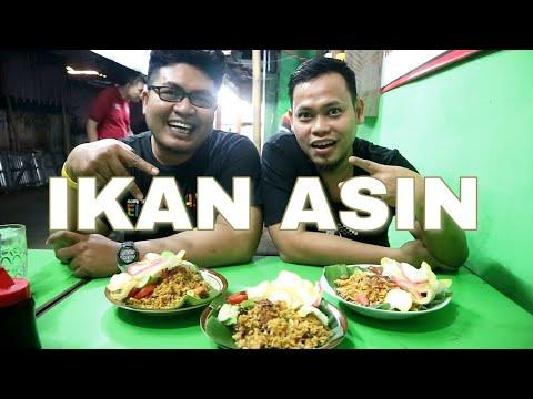 Memburu Ikan Asin Di Tebet Nasi Goreng Koramil Kuliner Tebet Kuliner Jakarta Selatan