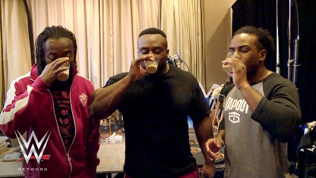 Download Swerved season 2 extra: The New Day taste their own fake products