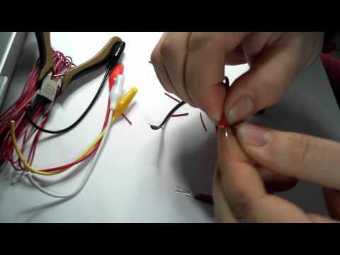 HHO 1 Cables Para Obtener Las Señales De Los Inyectores De Combustible