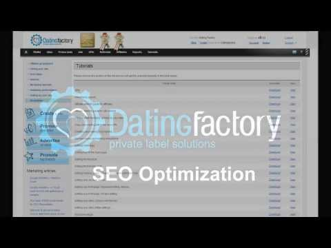 SEO Search Engine Optimisation For Your Dating Factory Site.