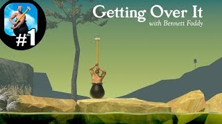 #1『Getting Over It with Bennett Foddy』【アクション】