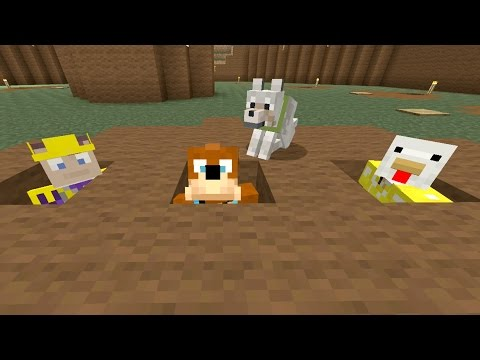 Minecraft Xbox - Peekaboo [281]