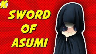 Sword of Asumi: Visual Novel Gameplay - Ep1