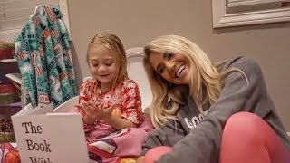 OUR NIGHT TIME ROUTINE!!!