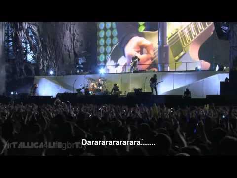 Metallica - The Memory Remains -  2009 [HD] - Legendado PT-BR