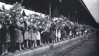 1945, Белорусский вокзал,