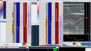 Live trading 6E future using Jigsaw trading tool.