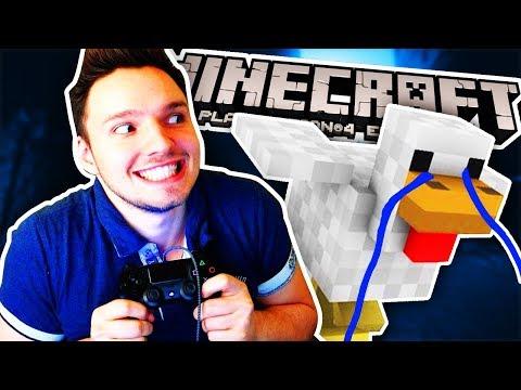 ICH BIN EIN MONSTER !!! (Minecraft PS4 Edition #11)