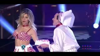Showmatch 2014 - Aníbal Pachano se llevó todos los elogios en el cuarteto