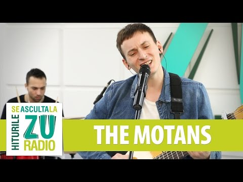 The Motans - 1000 RPM (Live la Radio ZU)