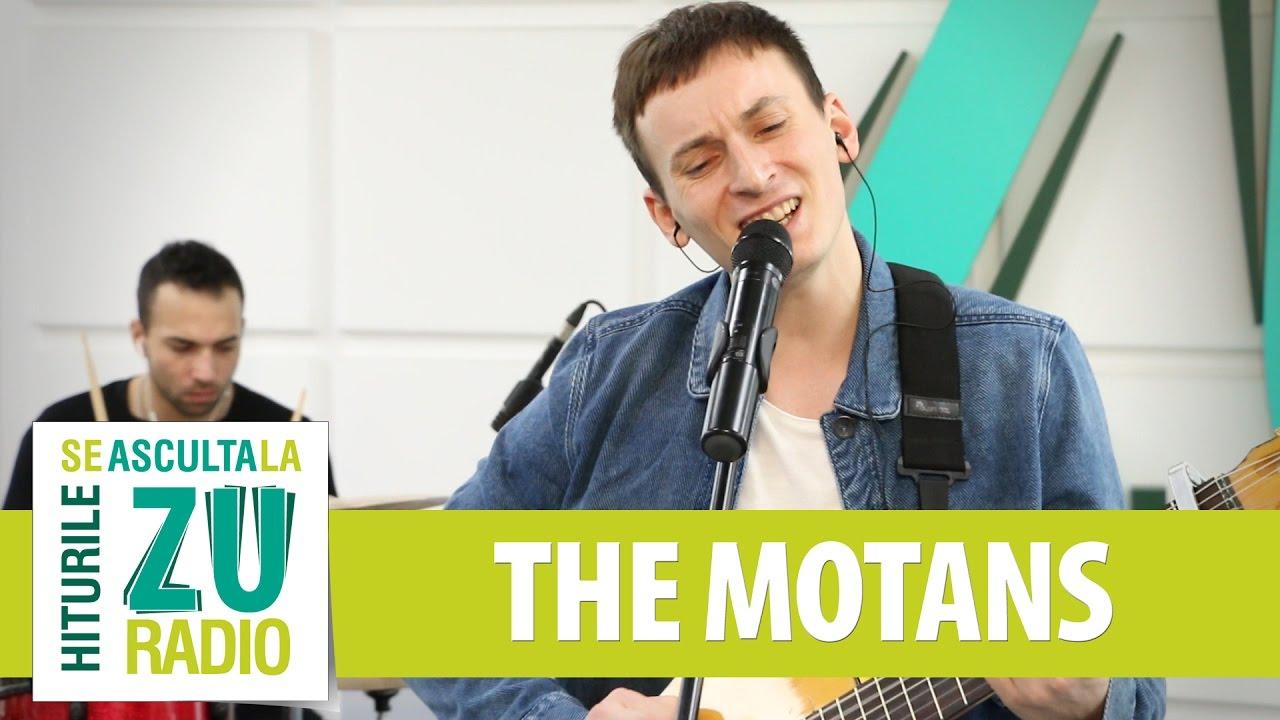 The Motans - 1000 RPM (Live la Radio ZU)