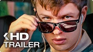 BABY DRIVER Trailer 2 (2017)
