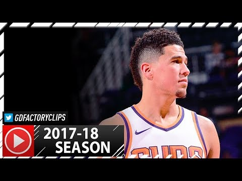 Devin Booker Full PS Highlights vs Brisbane Bullets (2017.10.13) - 31 Pts, 6 Ast, 5 Reb