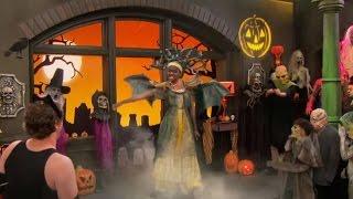 Высший класс (Сезон 2 Серия 13) Ферма мутантов-2 l Фильм про Хеллоуин l Сериал Disney