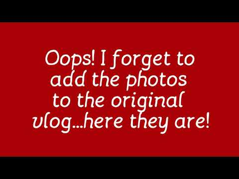Vlog #1638a First Dusting of Snow At The VA