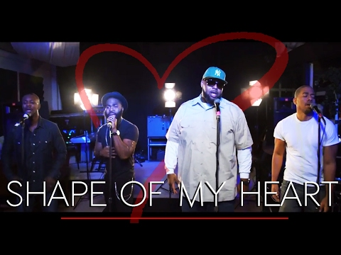 Shape of My Heart - Backstreet Boys (AHMIR R&B Group cover)
