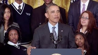 Repeat youtube video President Obama Announces the First Five Promise Zones