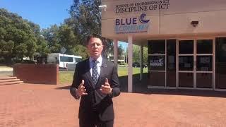 Senator Jonathon Duniam Liberal Party For Tasmania About