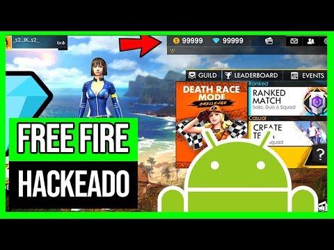 ✅ Descargar Free Fire APK Hackeado Para Android DIAMANTES INFINITOS 2020