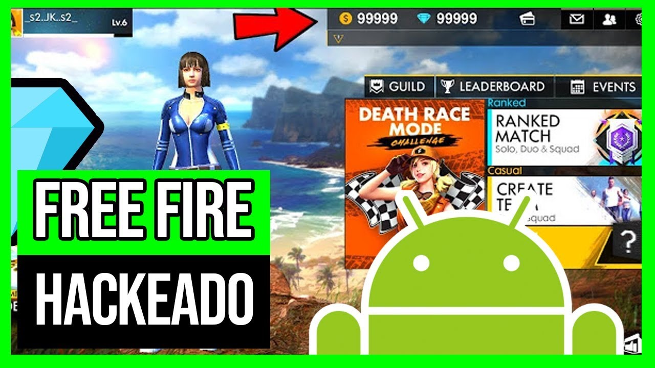 descargar free fire hackeado ultima version