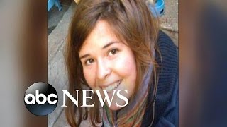 ISIS Leader Sexually Abused American Hostage Kayla Mueller, Officials Say