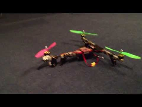 Simple T-copter