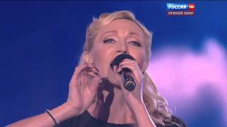 """Кристина Орбакайте - """"Тучи в голубом"""" - НОВАЯ ВОЛНА 2015"""