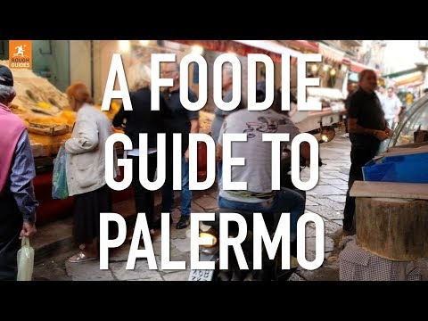 A foodie guide to Palermo