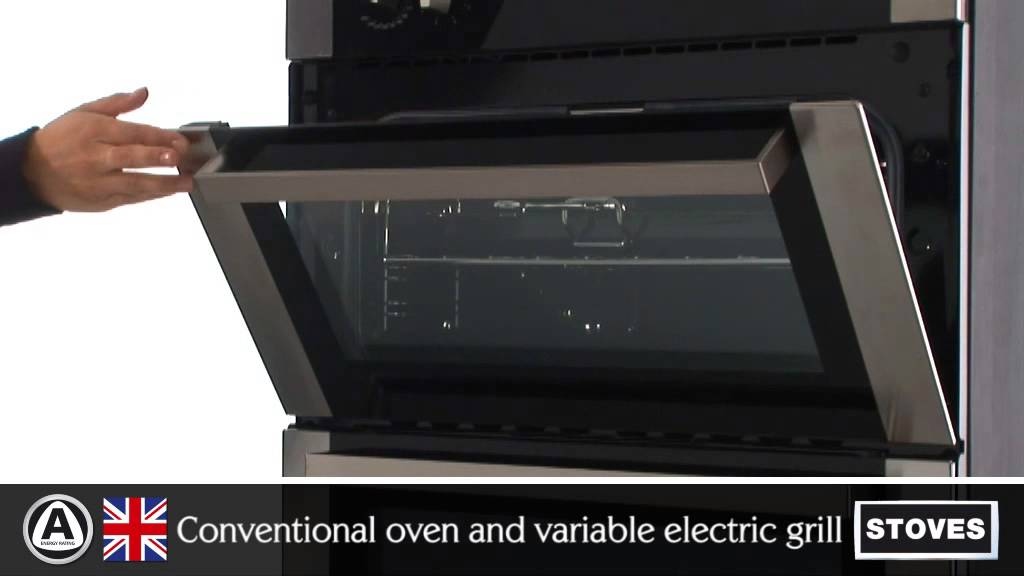 Built In Electric Oven And Grill Part - 27: Stoves SEB900FPS Built In Electric Double Oven